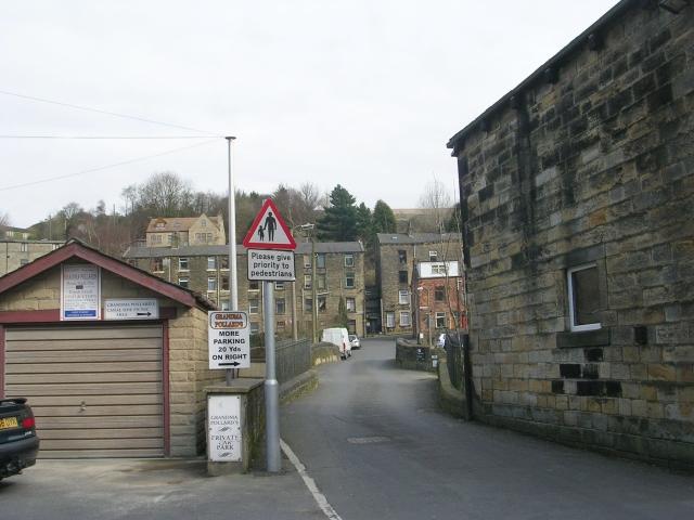 Alma Road - Rochdale Road