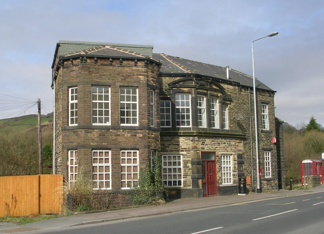 Co-operative Institute - Rochdale Road