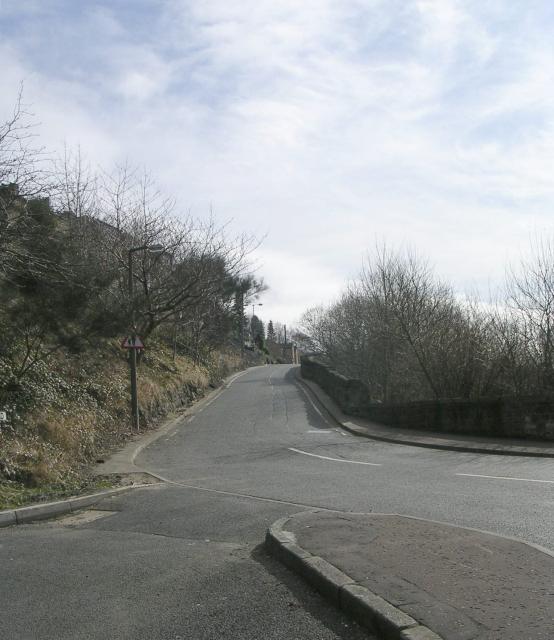 Hollins Road - Rochdale Road