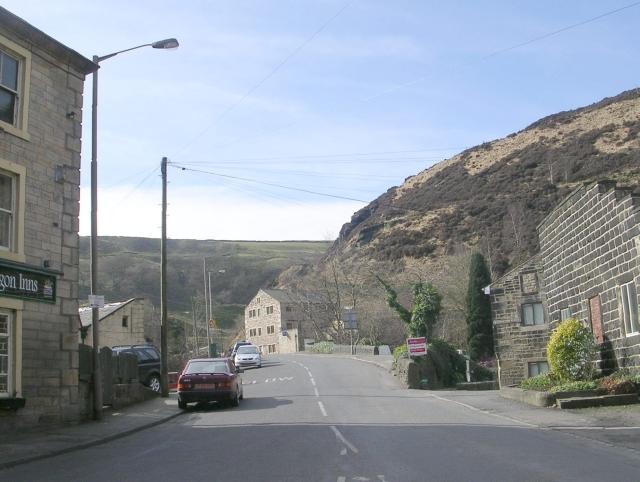 Bacup Road - Rochdale Road