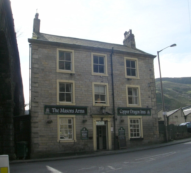 The Masons Arms - Bacup Road