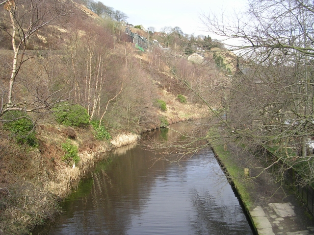 Rochdale Canal - Bacup Road