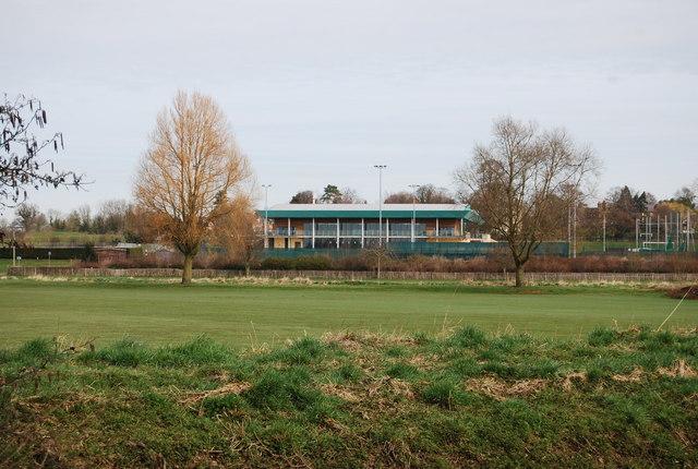 Tonbridge School's New Leisure Centre