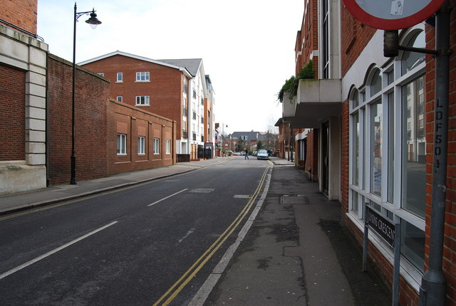 Lyons Crescent, Tonbridge