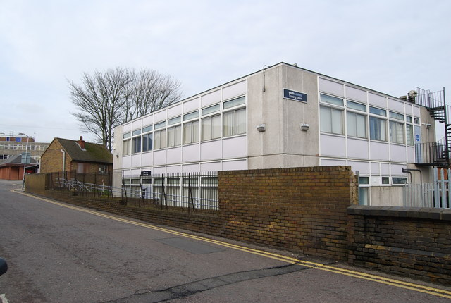SouthEast Railways Training Centre, Priory Rd, Tonbridge