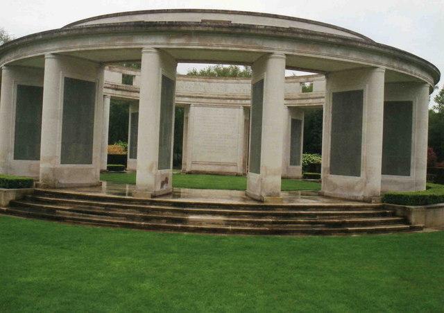 The Brookwood Memorial