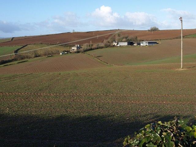 Field near Parkfield Farm