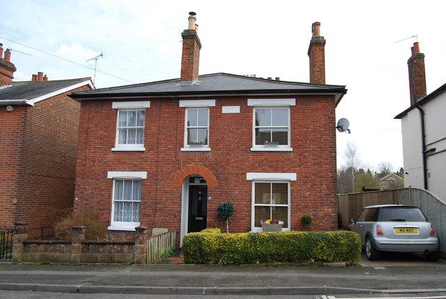 Perseverance Cottage, Lavender Hill