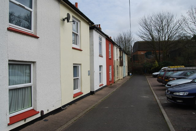 Terraced houses, Pembury Grove, Lavender Hill