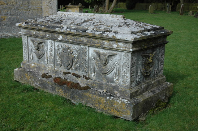 Tomb of George Head, Aston Somerville