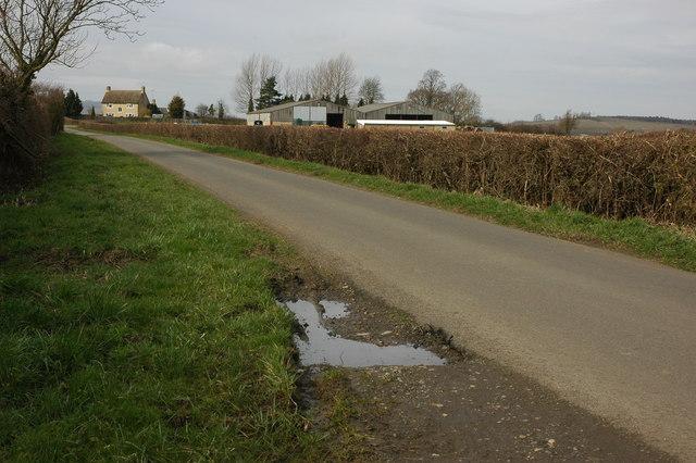 Mocho Farm, near Buckland