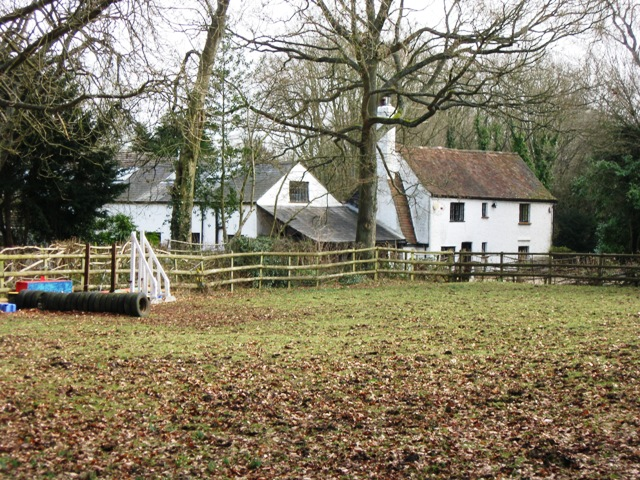 Old Houses at Cholesbury