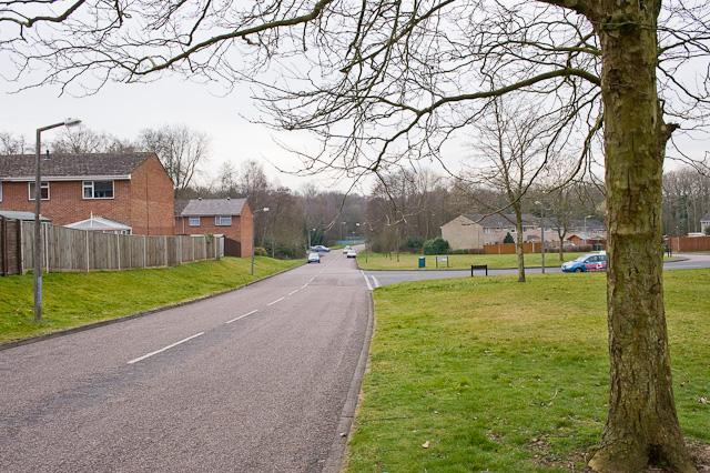 Woburn Road, Lordswood