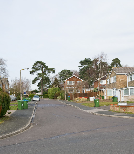 Plover Close, Lordswood