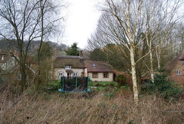 Middle Oakshott Farm