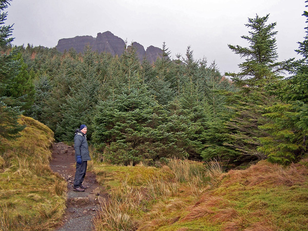 Path to The Storr