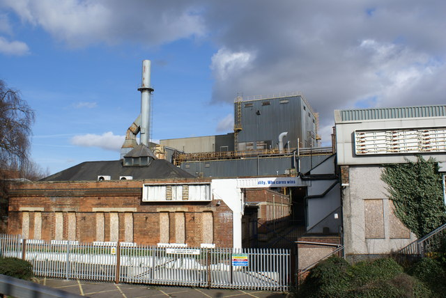 Industry in decay
