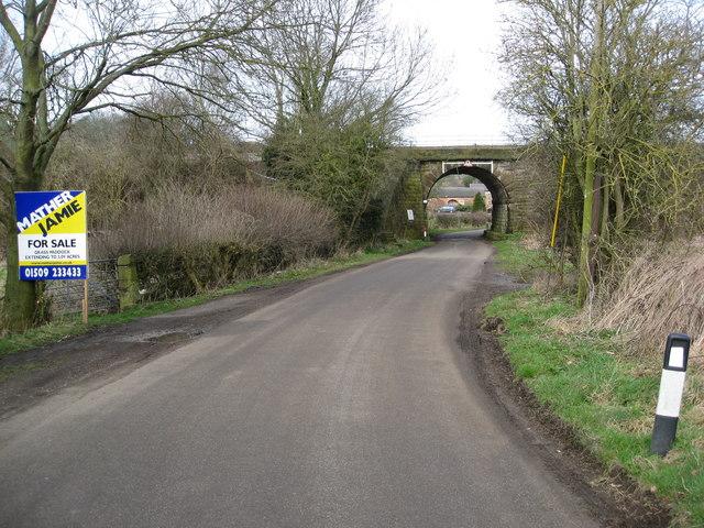 Park Lane - Railway Bridge (SPC8-53