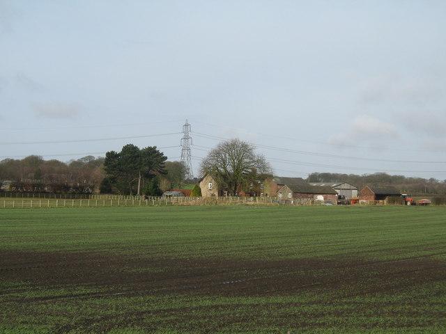 Park Side Farm, Catchdale Moss