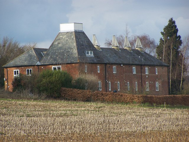 Rock Farm Oast, Nettlestead