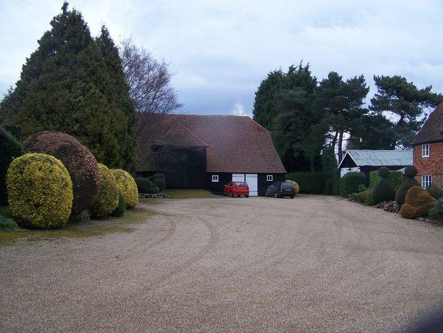 Barn in Manor Farm