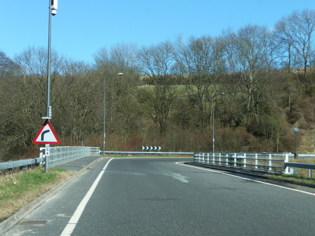Slip road to join the A23 southbound at Dale Hill