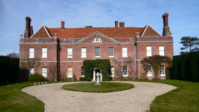 Lawford Hall, Lawford, Essex