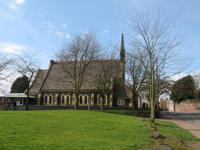 Halton Trinity Methodist Church