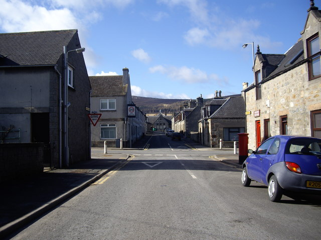 Macduff Place, Dufftown