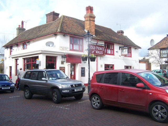 The Old Prince of Wales Public House, Ashford