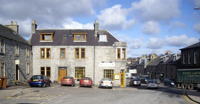 The Square, Dufftown