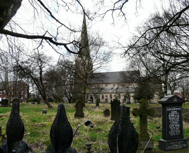 Hyde Chapel