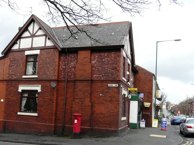 Gee Cross Post Office