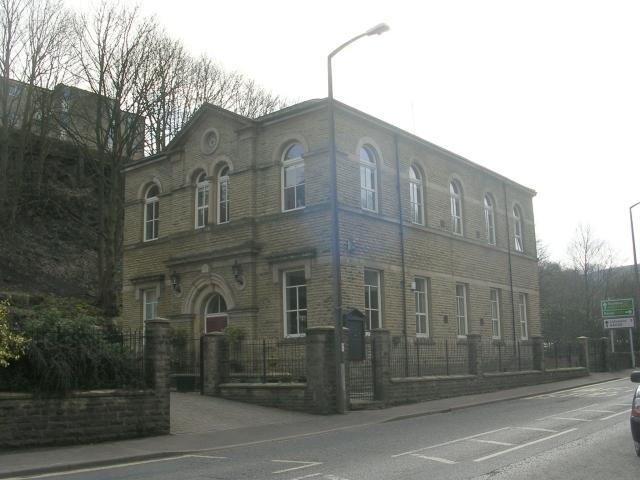 Former Chapel - Rochdale Road