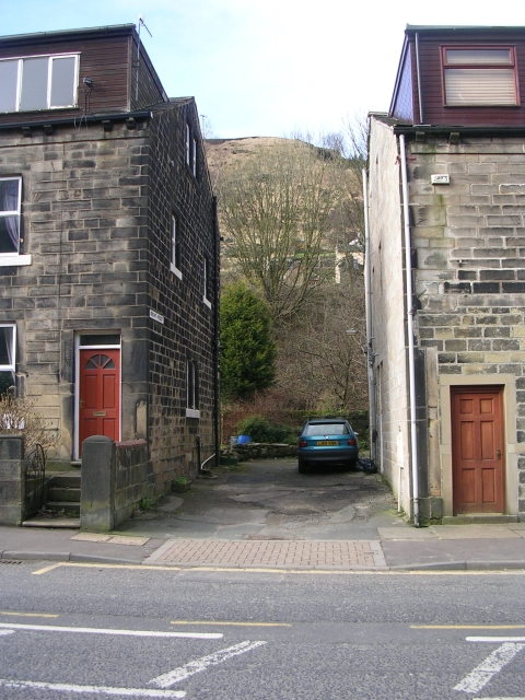Bright Street - Rochdale Road