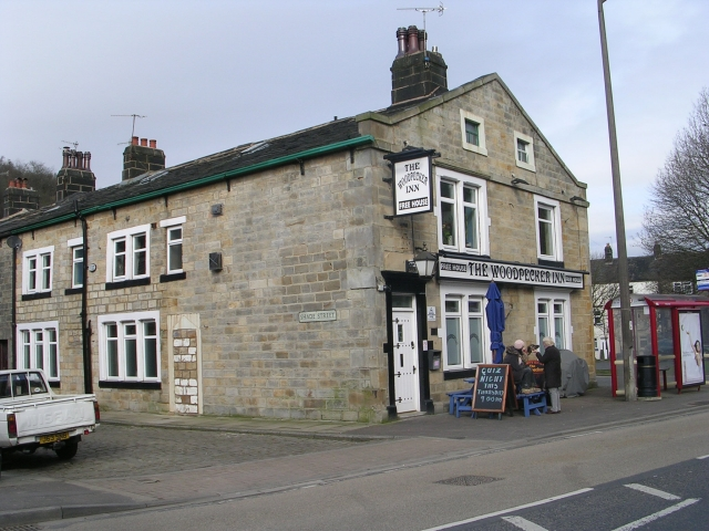 The Woodpecker Inn - Rochdale Road