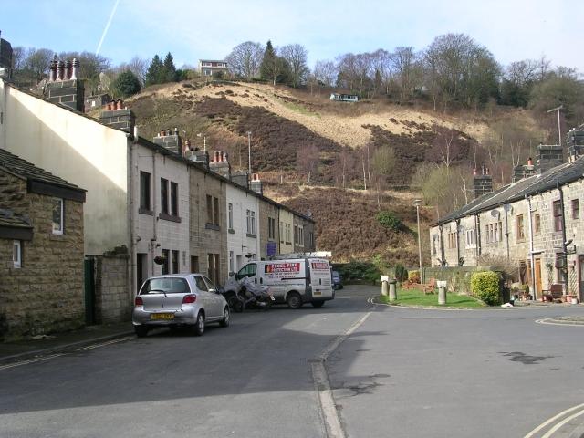 Little Holme Street - Rochdale Road
