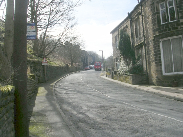 Knowlwood Road - Rochdale Road
