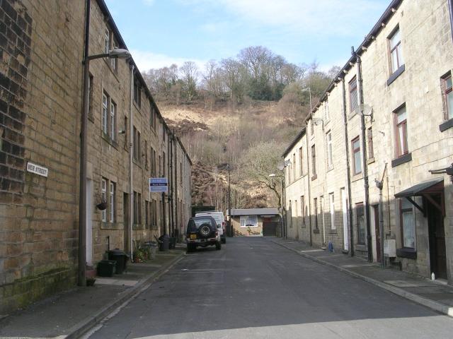 Weir Street - Rochdale Road