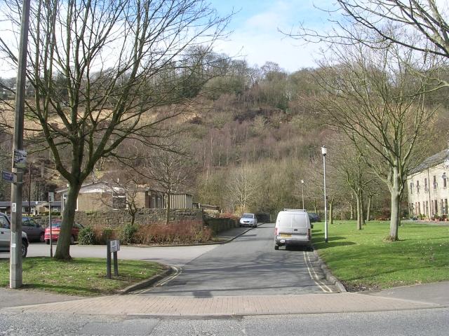 Oak Street - Rochdale Road