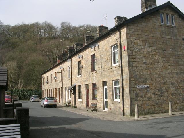 Laneside Street - Rochdale Road