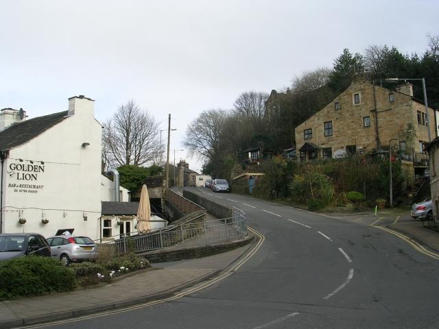 Longfield Road - Rochdale Road