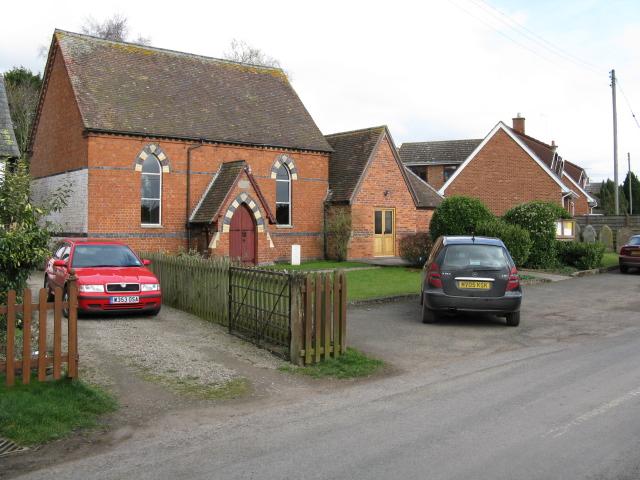 Bodenham Moor Chapel