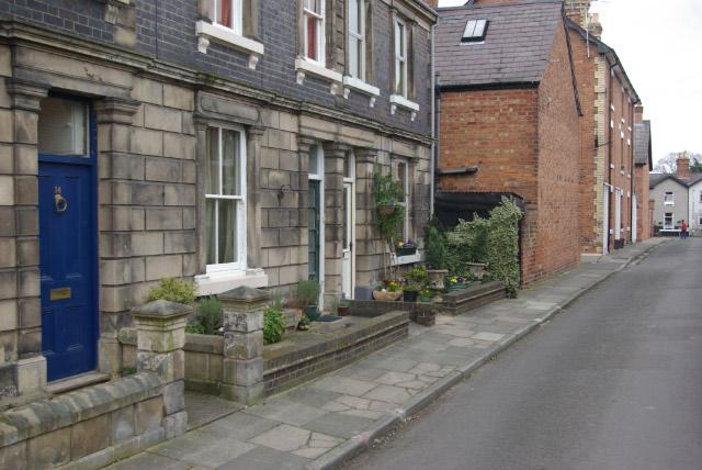 Darwin Street, Mountfields