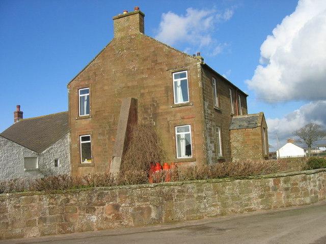 Farmhouse at Seafield