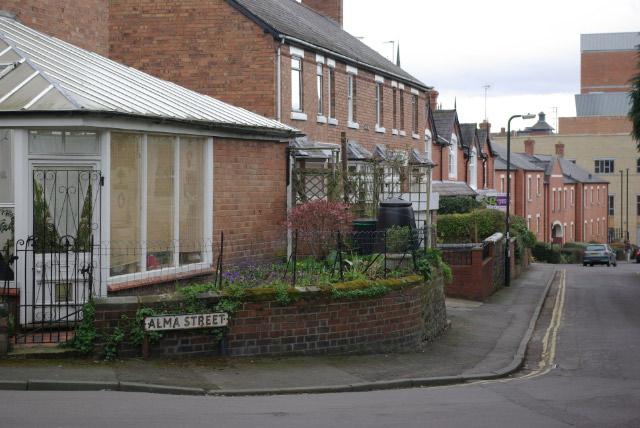 Mount Street, Mountfields