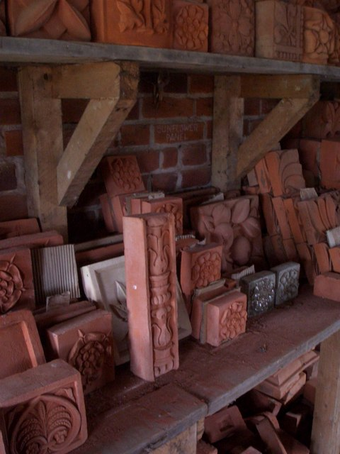 Moulded and Decorative Bricks