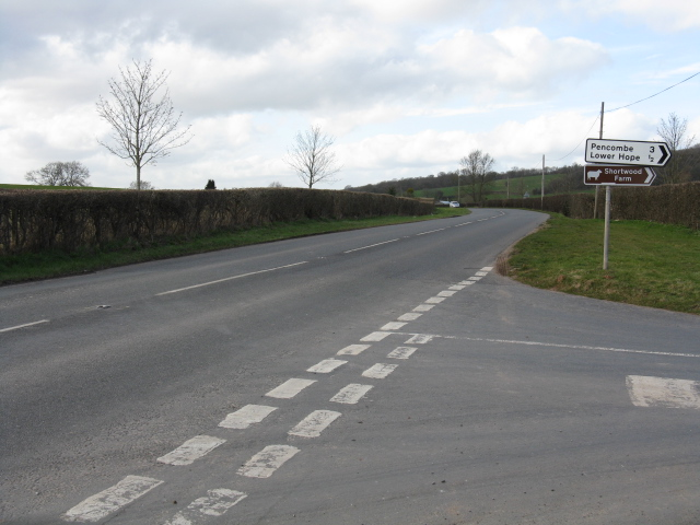 A417 Looking West