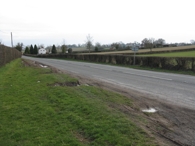 A417 Looking East