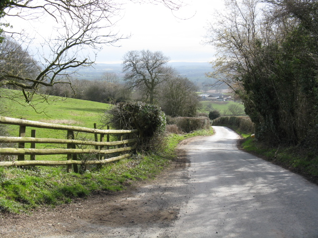 South From Shortwood Farm